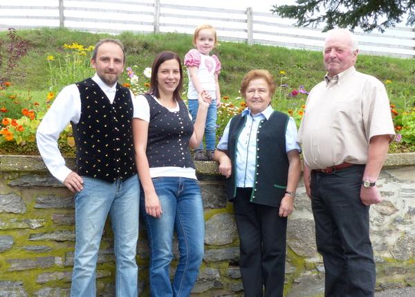 Familie Weishaupt